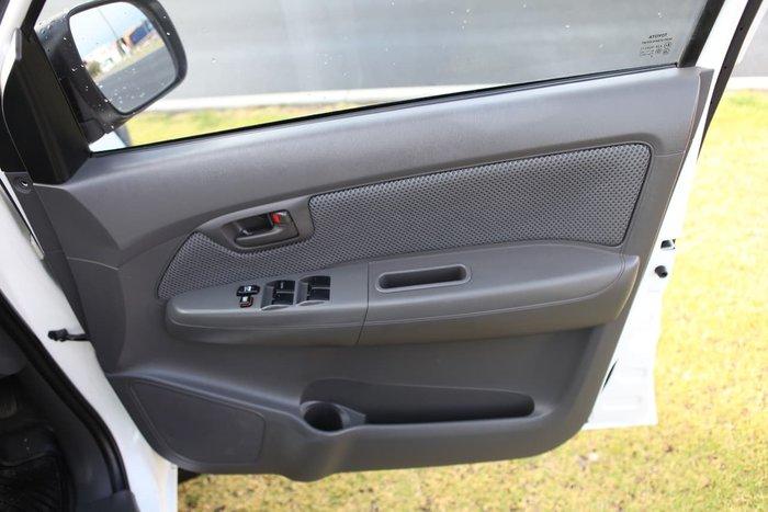 2012 Toyota Hilux SR KUN16R MY12 White
