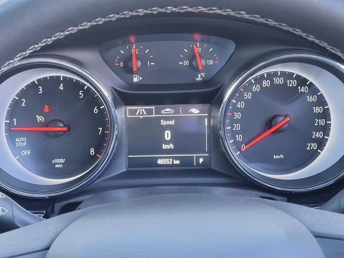 2017 Holden Astra R+ BK MY17 White