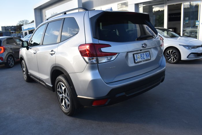 2021 Subaru Forester 2.5i S5 MY21 AWD Ice Silver