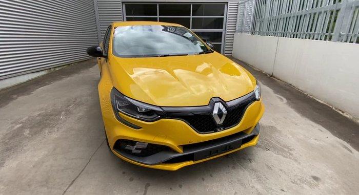 2020 Renault Megane R.S. Sport BFB Yellow