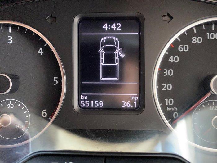2016 Volkswagen Amarok TDI400 Core Plus 2H MY16 4X4 Dual Range Candy White