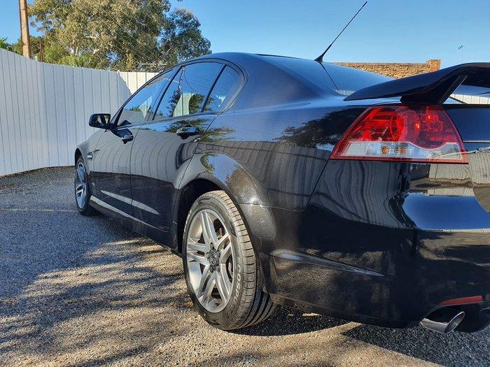 2011 Holden Commodore SV6 VE Series II Black