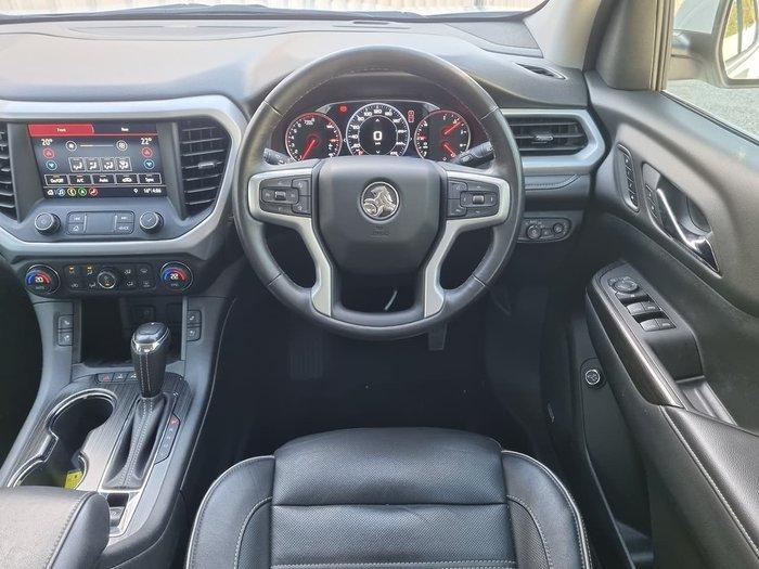 2018 Holden Acadia LTZ-V AC MY19 AWD White