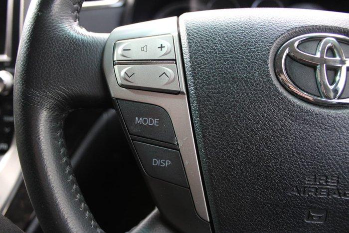 2014 Toyota Alphard ATH20 Black