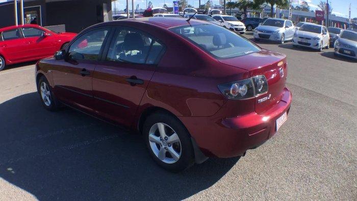 2008 Mazda 3 Maxx BK Series 2 Brown