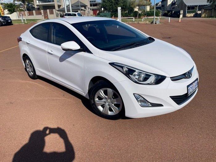 2015 Hyundai Elantra Active MD3 White