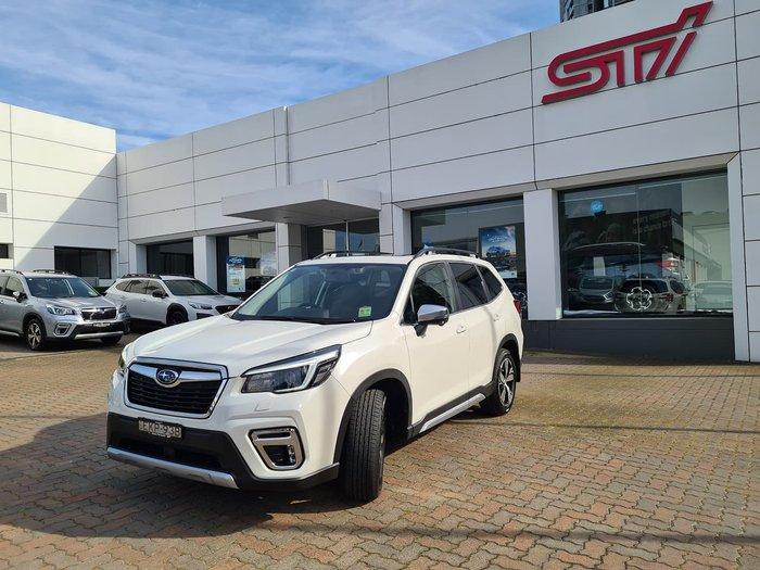 2020 Subaru Forester 2.5i-S S5 MY21 AWD White