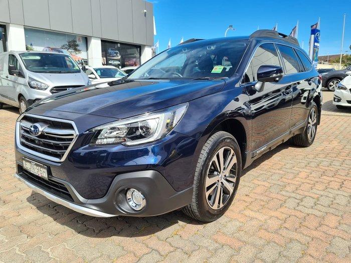 2020 Subaru Outback 2.5i Vision Plus 5GEN MY20 AWD Blue