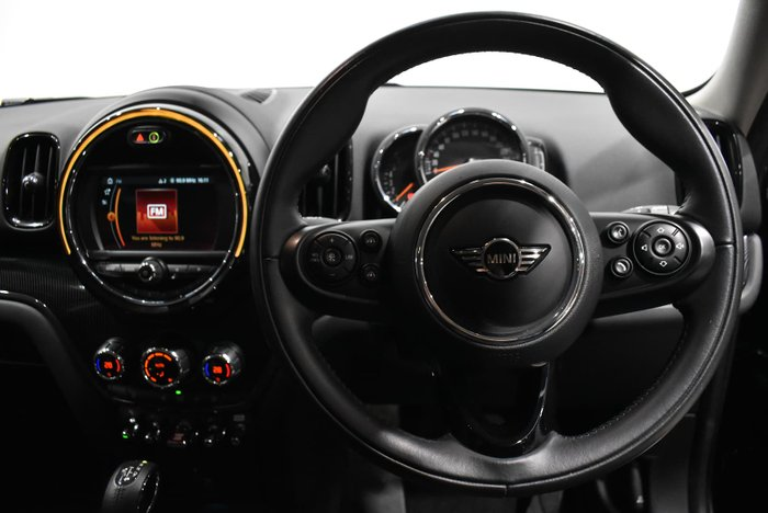 2018 MINI Countryman Cooper SD F60 Four Wheel Drive Midnight Black