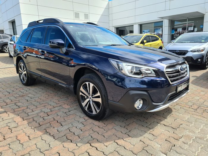 2020 Subaru Outback 2.5i Vision Plus 5GEN MY20 AWD Dark Blue