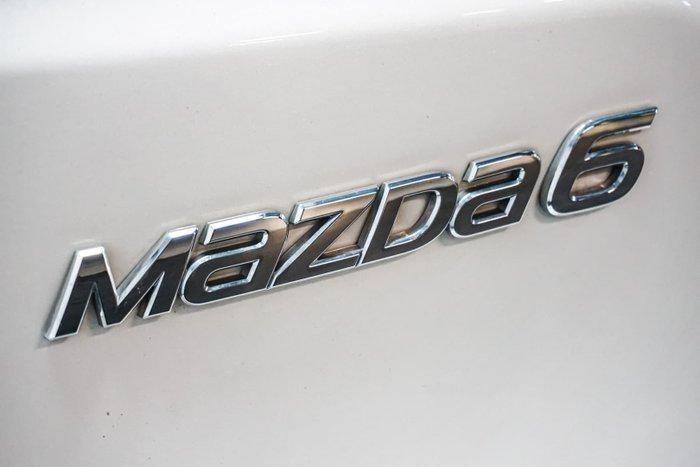 2017 Mazda 6 Touring GL Series Snowflake White Pearl