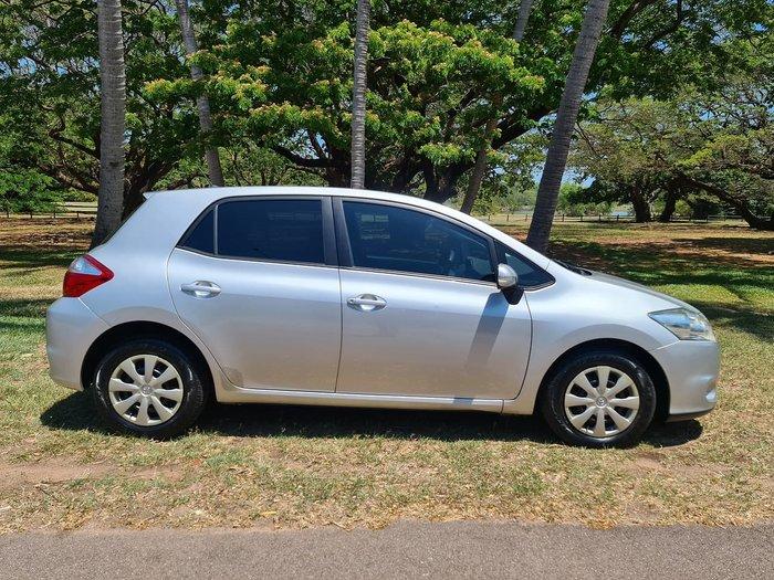 2012 Toyota Corolla Ascent ZRE152R Silver