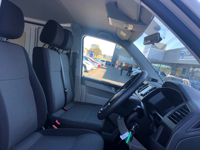2019 Volkswagen Transporter TDI340 T6 MY19 Candy White