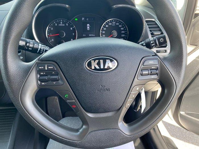 2018 Kia Cerato S YD MY18 White