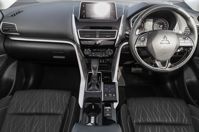 2019 Mitsubishi Eclipse Cross ES YA MY19 Silver