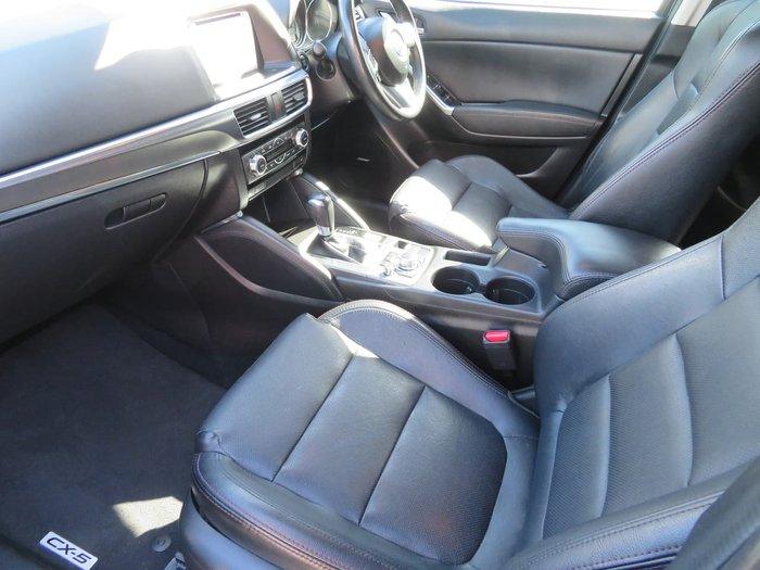 2016 Mazda CX-5 Akera KE Series 2 AWD Black