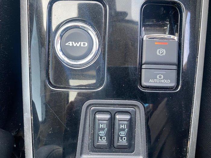 2018 Mitsubishi Outlander Exceed ZL MY18.5 AWD Grey