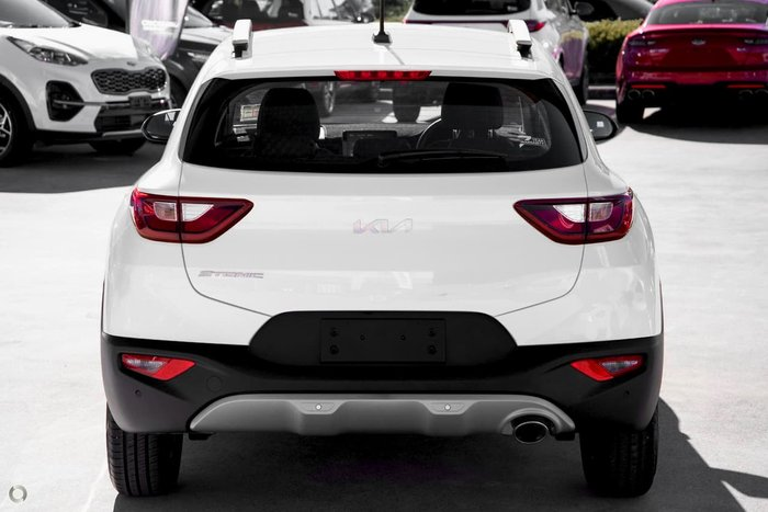 2021 Kia Stonic S YB MY22 Clear White