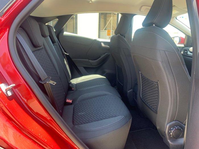 2020 Ford Puma JK MY20.75 Lucid Red