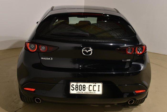 2019 Mazda 3 G25 Astina BP Series Jet Black