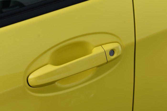 2016 Toyota Yaris Ascent NCP130R Vivid Yellow