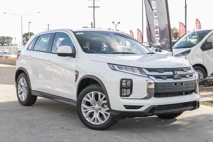 2020 Mitsubishi ASX LS XD MY20 White