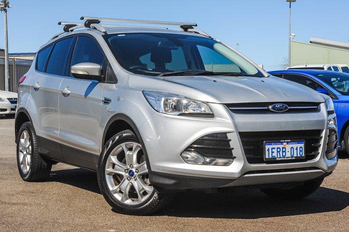 2014 Ford Kuga Trend TF AWD Moondust Silver