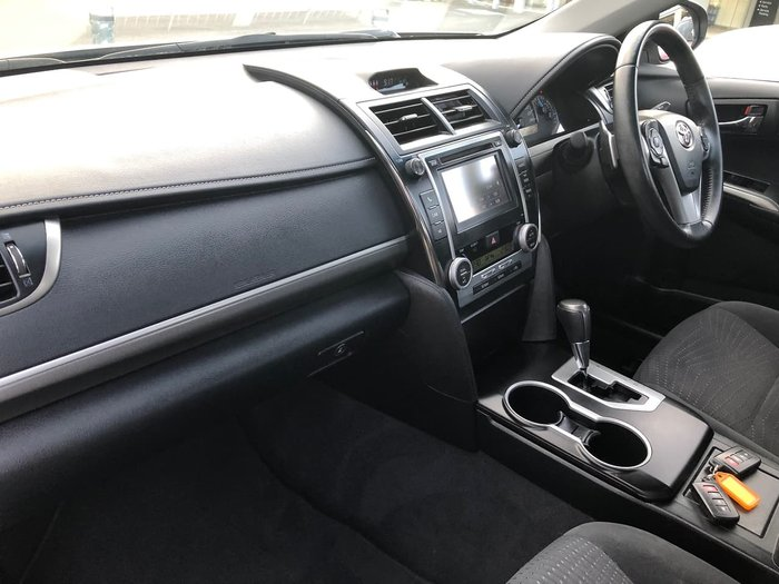2013 Toyota Camry Atara S ASV50R Silver
