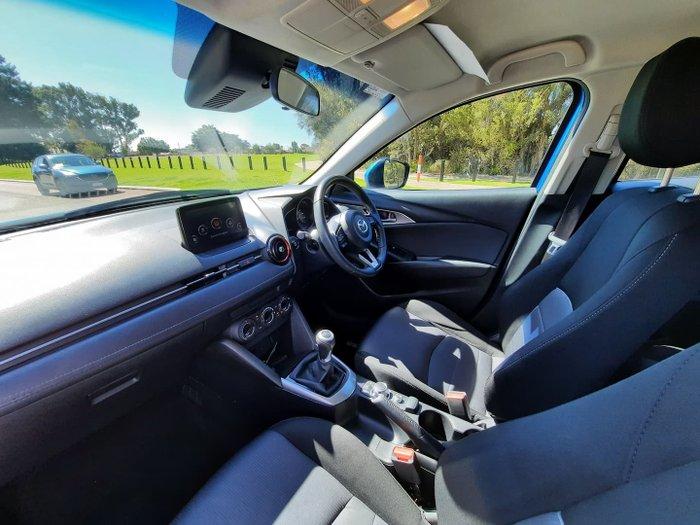 2018 Mazda CX-3 Maxx DK Dynamic Blue