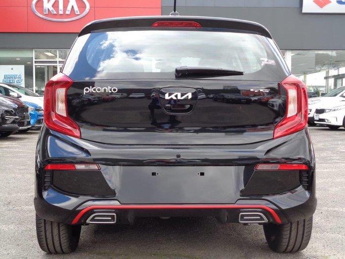 2021 Kia Picanto GT-Line JA MY22 Black