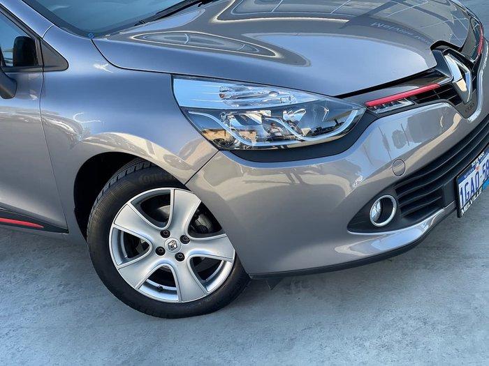 2016 Renault Clio Expression IV B98 Grey