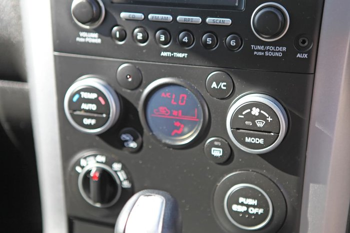 2010 Suzuki Grand Vitara JB MY09 4X4 Constant Silver