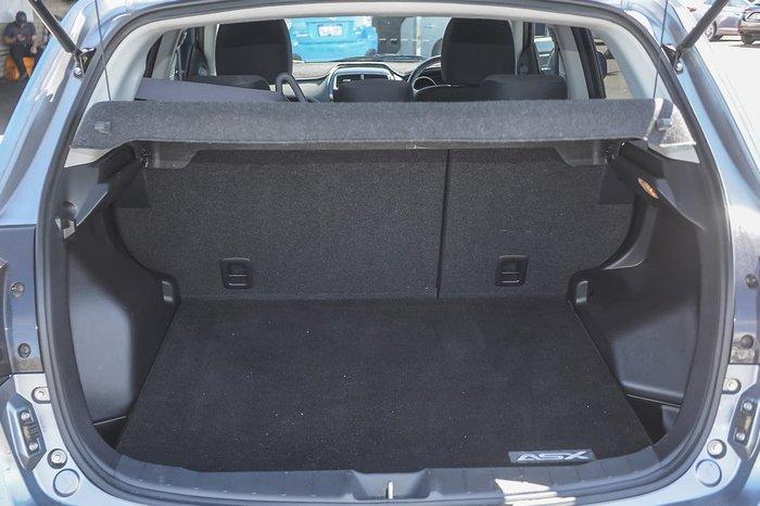 2015 Mitsubishi ASX LS XB MY15 Grey