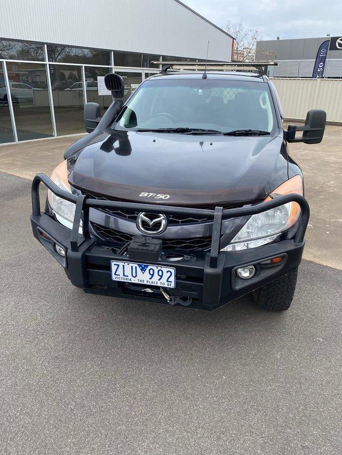 2012 Mazda BT-50 XTR UP 4X4 Dual Range