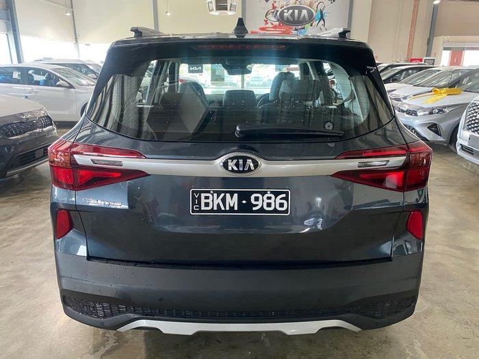 2020 Kia Seltos S SP2 MY21 Grey