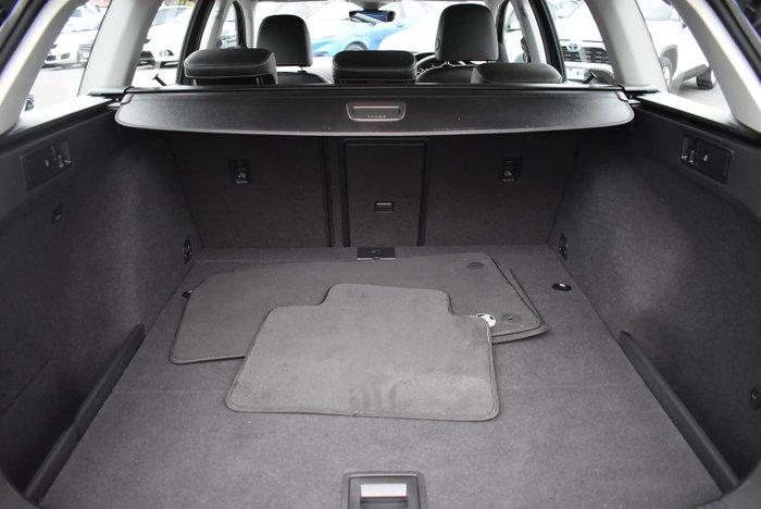 2017 Volkswagen Golf Alltrack 132TSI Premium 7.5 MY18 Four Wheel Drive Indium Grey