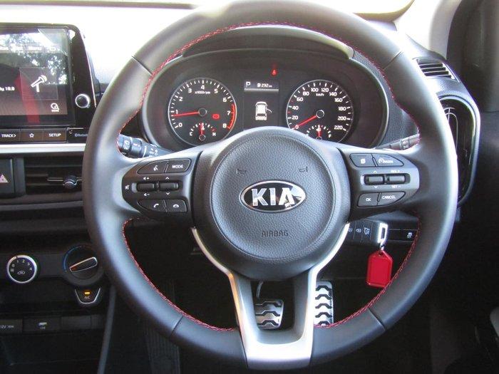 2021 Kia Picanto GT-Line JA MY22 Signal Red