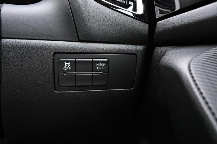 2016 Mazda 3 SP25 BM Series Snowflake White Pearl