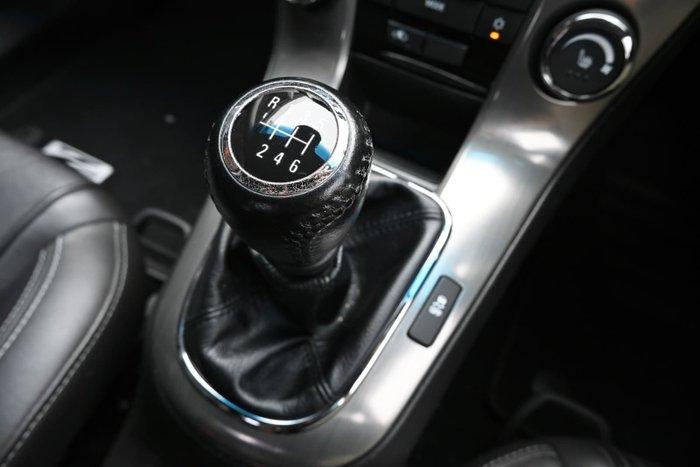 2014 Holden Cruze SRi Z Series JH Series II MY14 Redhot