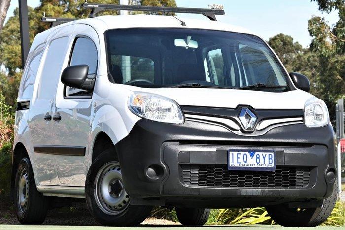 2015 Renault Kangoo F61 Phase II Mineral White