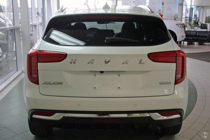 2021 Haval Jolion Ultra A01 Hamilton White