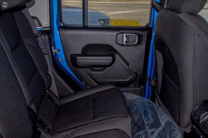 2021 Jeep Gladiator Night Eagle JT MY21 V2 4X4 On Demand Drive Type: Hydro Blue
