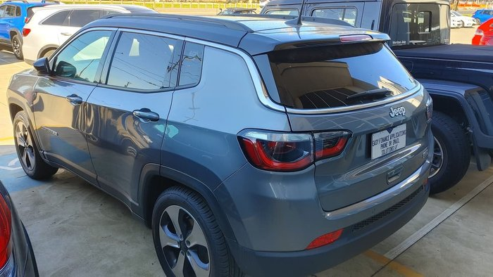 2021 Jeep Compass Launch Edition M6 MY21 Drive Type: Grey Magnesio