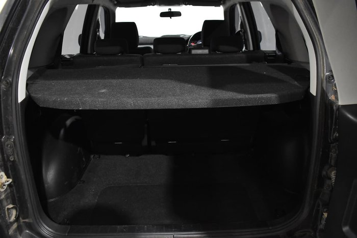 2012 Suzuki Grand Vitara Urban Navigator JB MY13 Bluish Black Pearl