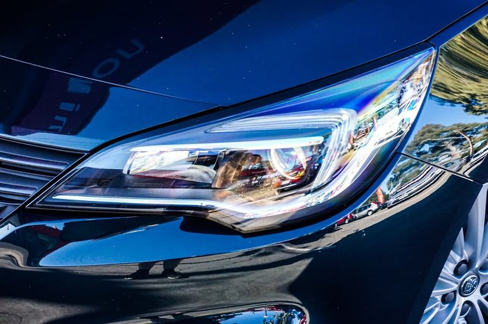 2016 Holden Astra R BK MY17 Green