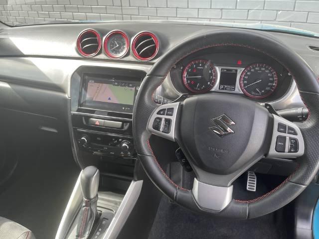 2016 Suzuki Vitara S Turbo LY TURQUOISE/BLACK ROOF