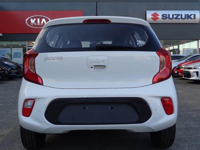 2021 Kia Picanto S JA MY22 White