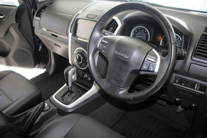2019 Isuzu D-MAX LS-T MY19 4X4 Dual Range Grey