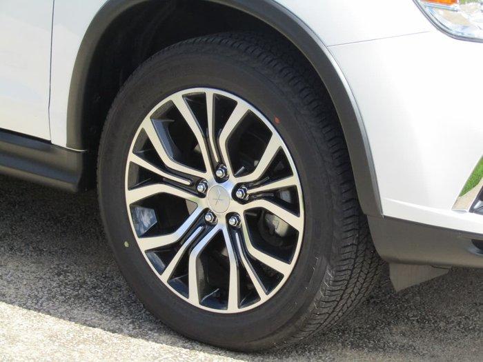 2018 Mitsubishi ASX LS XC MY18 White
