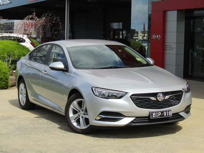 2019 Holden Commodore LT ZB MY20 Silver